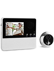 Wireless Multifamily video doorbell Two to Four more video doorphone