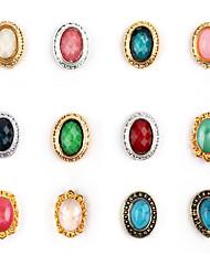 5pcs-Bijoux pour ongles-Doigt9*7mm