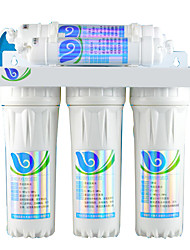 Household water purifier, water purifier