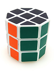 Cube velocidade lisa 3*3*3 / Octaedro profissional Nível Cubos Mágicos Verde Plástico