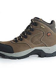 Suoyue Men's Hiking Boots / Hiking Shoes Spring / Summer / Autumn / Winter Damping / Wearproof Shoes Khaki 39-44