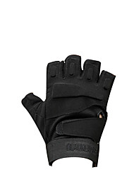 Sports Gloves Cycling Gloves Bike Fingerless Gloves Unisex Anti-skidding Summer Black / Brown / Others M / L / XL-Santic