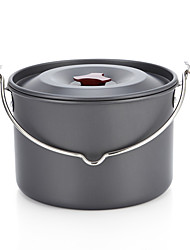 Bump outdoor picnic 6-8 hanging pot pot pot PICNIC CAMPING March kettle AT6306