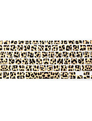 Leopard Design Silicone Keyboard Cover Skin for Macbook Air 13.3/Macbook Pro 13.3 15.4,US version