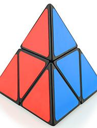 Shengshou® Cube velocidade lisa 2*2*2 / Alienígeno profissional Nível Cubos Mágicos Preta / Branco Plástico