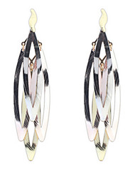 Long Earrings Fashion Personality