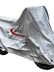 a chuva de vestuário à prova de chuva elétrica aumento de cobertura à prova de poeira tampa motocicleta alongou