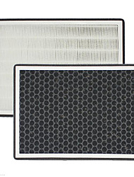 Car Air Conditioner Filter Activated Carbon HEPA Net Double Filtering, Moistureproof, In Addition To The Peculiar Smell