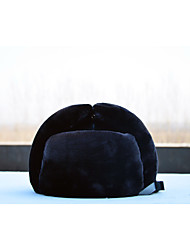 The Winter Cold Cotton Safety Helmet Protective Cashmere Material Head Protection