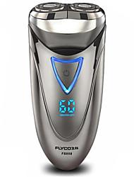 Электробритва Мужчины Лицо Электрический Выдвижные триммеры Нержавеющая сталь Flyco