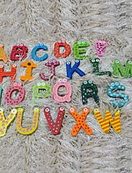 Environmental Alphabet Fridge Magnet