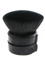 1 Powder Brush Synthetic Hair Professional Wood Face ENERGY