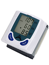 Wrist Blood Pressure Monitor / Auto Off / Battery Plastic