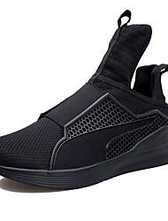 Men's Breathable Athletics Casual Fabric Fashion Sneakers EU 39-43