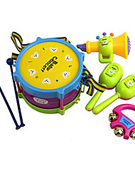 Music Jazz Drum Musical Instrument Set for Children