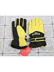 Outdoor Mountaineering Ski Slip Waterproof Gloves Battery Car Motorcycle Sports Gloves