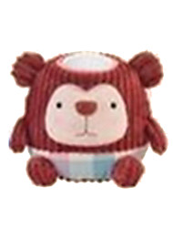 Red monkey Pat Lamp NightLight Battery Infant Sleep NightLight