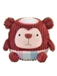 macaco pat vermelho da bateria da lâmpada noturna noturna sono infantil