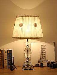40W Moderno/Contemporâneo Luzes de Mesa , Característica para Cristal , com Galvanizado Usar Interruptor On/Off Interruptor