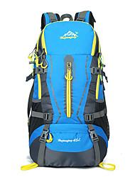 45 L Pacotes de Mochilas / Organizador de Viagem / mochila Acampar e Caminhar Ao ar LivreÁ Prova-de-Água / Seca Rapidamente / Vestível /