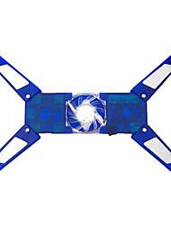 fãs usb refrigeração dobráveis portáteis para laptop