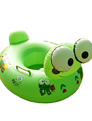 Frog Model Mounts Adult Children Paddle Toys Inflatable Water Mounts Chair Float Raft Float For Swimming Pool