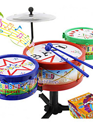 Shatterproof children drums