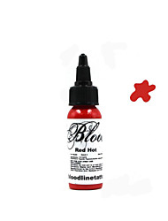 CADY Tattoo Pigment Tattoo Red Hot(1*30ML)