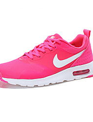 Nike Air Max Tavas Women's Running Shoes Athletic Trainers Sneakers Shoes White Red Black