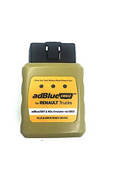 Adblueobd2 Emulator For Renault Trucks Adblue Obd2 Plug And Play