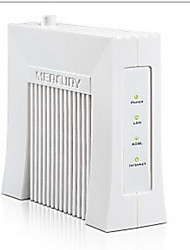 mercúrio md880d 24Mbps modem ADSL2