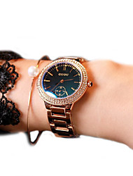 Women's Luxury Fashion Diamond Steel Band Quartz Watch