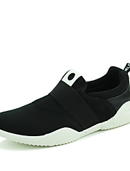 Men's Shoes Running Shoes Fashion Sneakers Black/White/Black and White