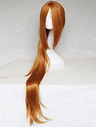 Cosplay Wig Long Curly Brown Hair 100CM