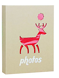 The giraffe pattern 5 inch 200 pcs albums