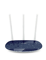 Royal Blue Three-antenna 450M Wall Wang WIFI Wireless Router (TL-WR886N)