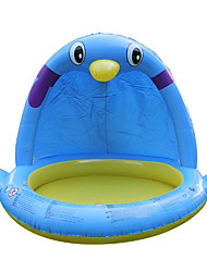 Baby Preschool Swimming Ring Penguin Animal Shaped Inflatable Penguins Kids Pool Spurts Outdoor Summer Water Toy