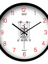 The Study Of Creative Wall Clock