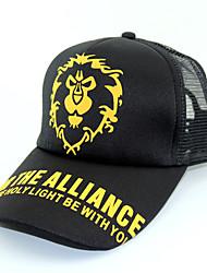 World Of Warcraft Union Solar Cap Black Terylene Hat/Cap