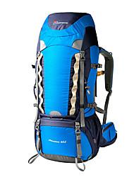 55 L Bolsa Impermeável / mochila Acampar e Caminhar Multifuncional Outras