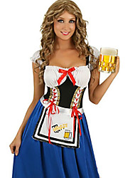 Traditional Bavarian Oktoberfest Female Oktoberfest Costumes
