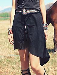 Aporia.As® Women's Above Knee Skirt-MZ02054