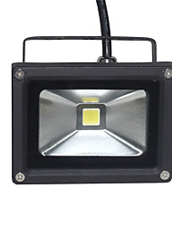 10W Focos de LED 900-1000 lm Branco Quente / Branco Frio COB AC 85-265 V 1 Pças.