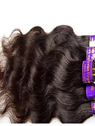 жен. - Наращивание волос Естественные кудри - Человеческий волос