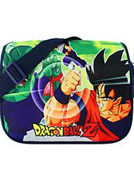Bolsa Inspirado por Dragon ball Fantasias Anime Acessórios de Cosplay Bolsa Preto Náilon Masculino / Feminino