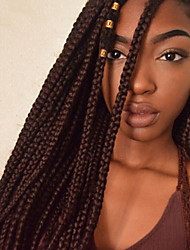Box Braids Kanekalon Twist Braids Havana mambo twist crochet braid hair senegalese twist hair box braids hair extension