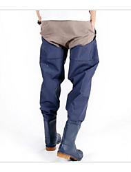 jiangtaigong waders pêche de pêche schistosomiase pataugeoires pantalons pantalons imperméables pantalons plantation de la cuisse