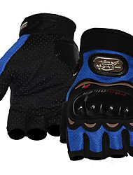 DROP Safe Riding Gloves Half-Finger Gloves Motorcycle Racing Classic Slip Resistant Gloves Half Finger Bicycle
