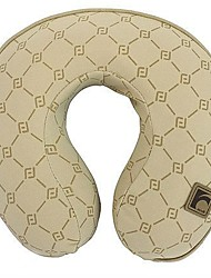 OCUS-Memory Foam Travel Pillow U-shaped pillow with Comfortable to Sleep Neck Support for Travel Easy to Carry.