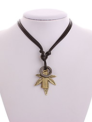 European Style Gold Alloy Pendant Necklace